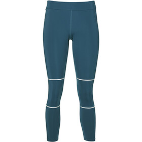 asics Lite-Show 7/8 Tights Dame blue steel